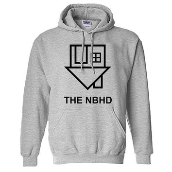The Nbhd funny hoodie for unisex