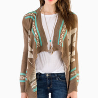 Warm Heart Cardigan