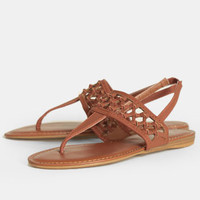 Distant Guide Sandals - $30.00 : ThreadSence, Women's Indie & Bohemian Clothing, Dresses, & Accessories