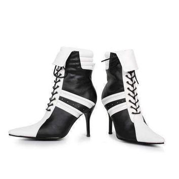 "4.5"" Heel Ankle Referee Boot."