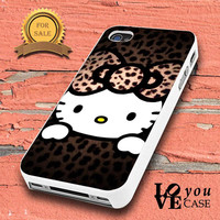 Cute Hello Kitty for  iphone, ipod, samsung galaxy, HTC and Nexus PHONE CASE