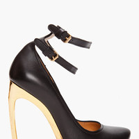 Lanvin Escarpen Compense Heels for women