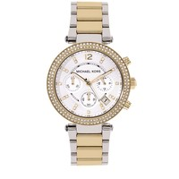 Michael Kors Parker 39mm Chronograph Glitz Watch | Harrods