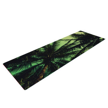Tropical Lush Yoga Mat