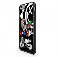 Blink 182 Bunny Iphone 4/4s 5 5c 6 6plus Case (iphone 5c black)