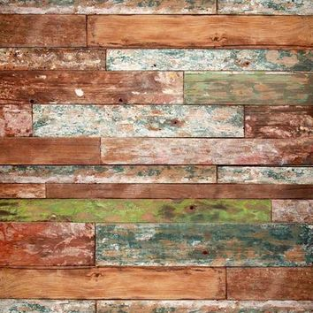 Distressed Colored Wood Baby Drop Vinyl Backdrop - 3x4 - LCBD2263 - LAST CALL