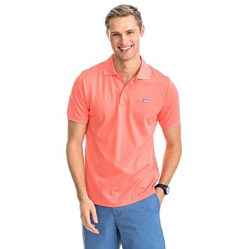 Jack Performance Pique Polo Shirt by Southern Tide