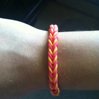 Rainbow Loom- Fishtail