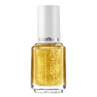 essie nail effects luxe effects nail polish, as gold as it gets