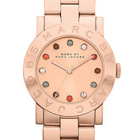 MARC BY MARC JACOBS 'Dexter Amy' Round Bracelet Watch | Nordstrom