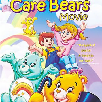 Care Bears Movie (Dvd/Fs-1.33/Dng-Sdh-Sp Sub/Re-Pkgd)