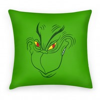 Green Grinning Grinch