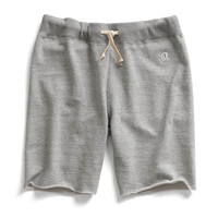 Grey Heather Sweatshort