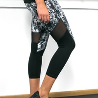 Bust A Move Athletic Leggings