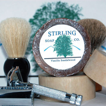 Stirling Soap Co -  Vanilla Sandalwood - Sample