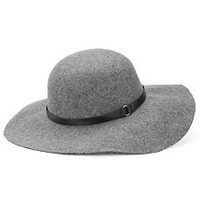Women's Manhattan Accessories Co. Wool Floppy Hat