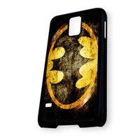 Batman Dark Knight Rises Shield Samsung Galaxy S5 Case