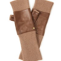 Iconic Fingerless Gloves | Henri Bendel