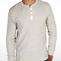 BKE Vintage Thermal Henley