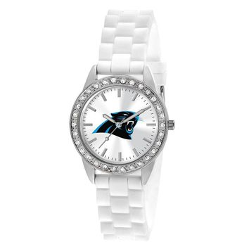 Carolina Panthers NFL Women's Frost Series Watch