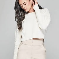 Isiabeal Sweater Top at Guess
