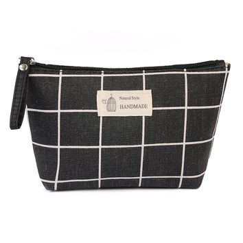 Natural Style Cosmetic Bag