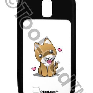 Kawaii Puppy Galaxy S4 Case