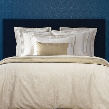 Bel Ami Ivory Bedding Collection by Yves Delorme