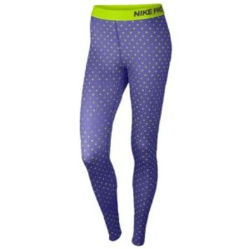2097fb1ef00bbd Nike Pro Hyperwarm Polka Tights - Women s at Lady Foot Locker