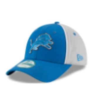 NFL New Era Detroit Lions NFL Gameday 9Forty Velcro Adjustable Hat