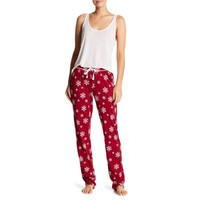 LOVE + GRACE Ruby Women's Snowflake Pajama