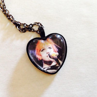 Hayley Williams (from Paramore) Heart Necklace