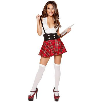 Sexy Mean Girls Schoolgirl Halloween Costume
