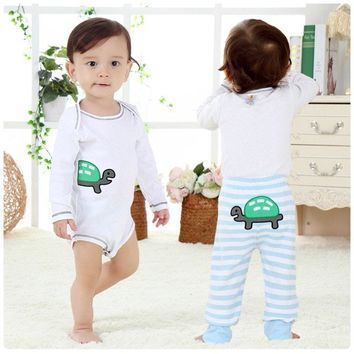 Baby Clothing Boy Girl Brand  Long Sleeve Overalls Cover