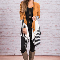Basics Of Perfection Cardigan, Bronze