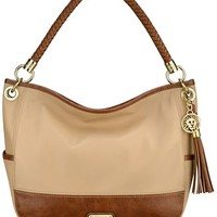 Anne Klein Act Natural Large Hobo