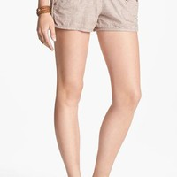 Jolt Stretchy Dolphin Shorts (Juniors) (Online Exclusive) | Nordstrom