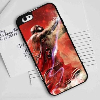 CREYUG7 Michael Jordan Basketball Dunk iPhone 7 | 7 Plus Case Planetscase.com