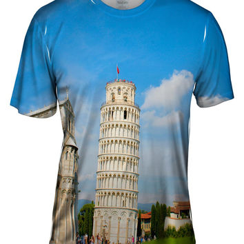 Tower Of Pisa Italy