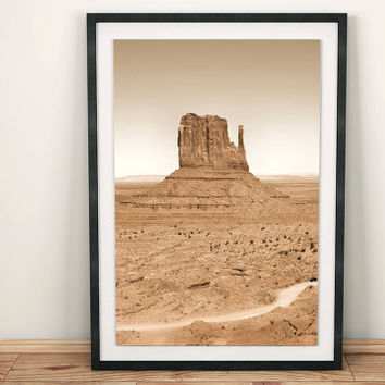 monument valley photography,  desert wall art, rocks, national park, american landscape, western wall print, utah, download, soutwestern