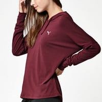 Puma Open Back Pullover Hoodie at PacSun.com