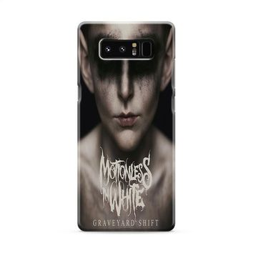 Motionless in White Samsung Galaxy Note 8 Case