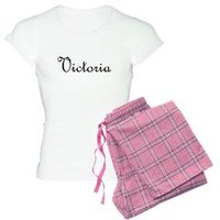 Victoria.png Women's Light Pajamas> Victoria> Personalized Little Treasures