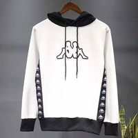 Kappa Lover Fashion Hoodie Top Sweater Pullover