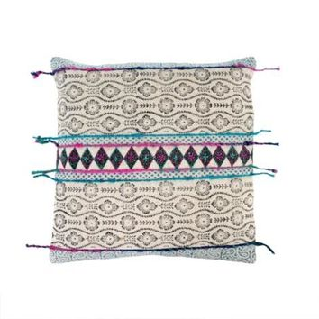 Boho Aztec Pillow 20 x 20