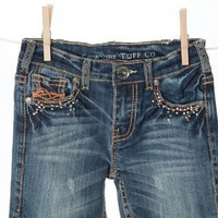 Cowgirl Tuff Girl's 'Wildfire' Jeans