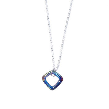 Cosmic Blue Necklace