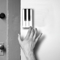 Piano Doorbell by Li Jian