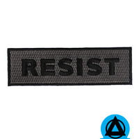 RESIST Patch - Black