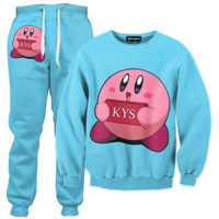 Kirby Kill Yourself Tracksuit